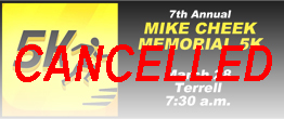 Mike Cheek Memorial 5K - CANCELLED